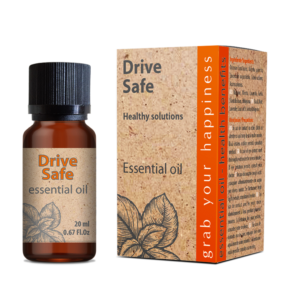 Drive Safe essential oil - 20 ml