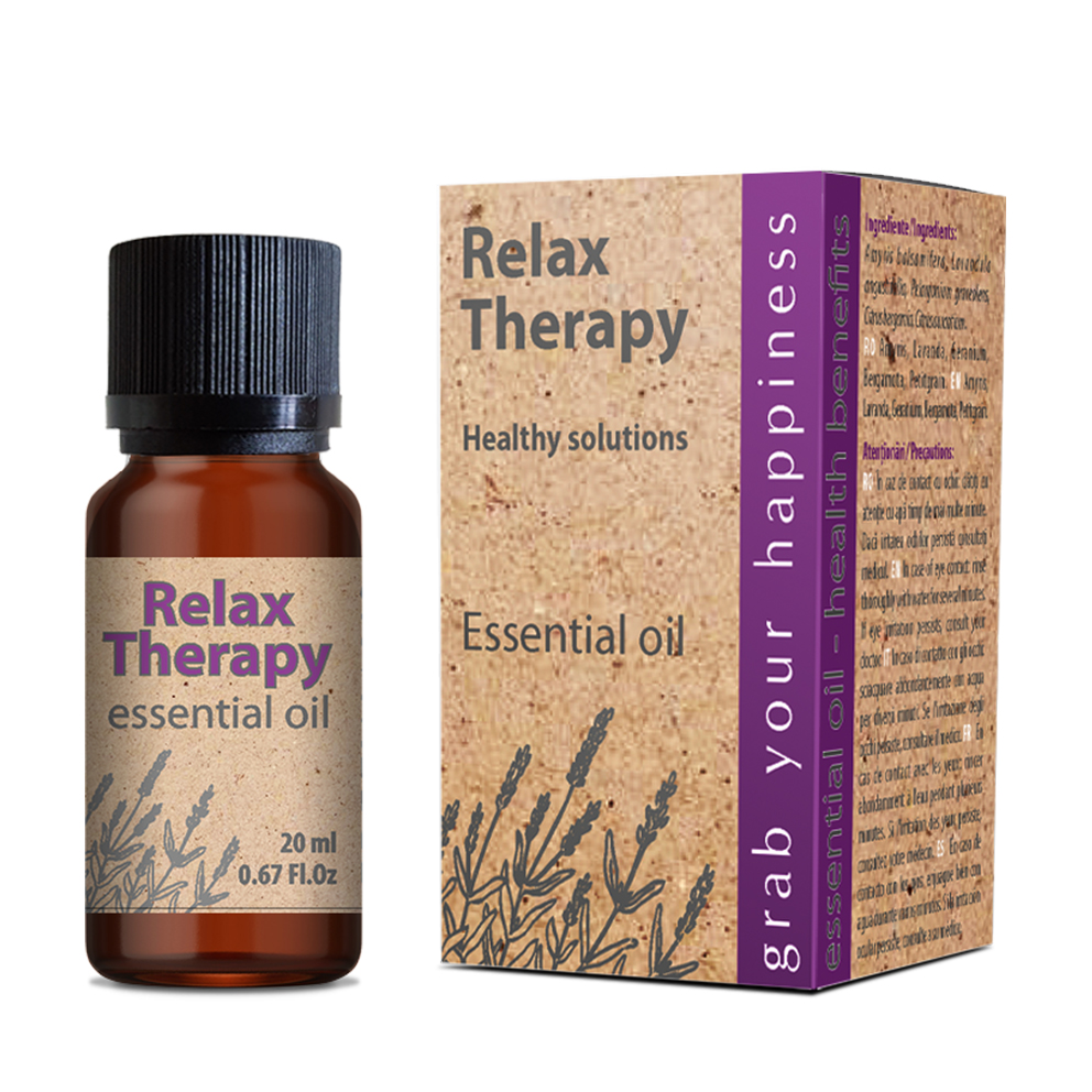 Relax Therapy essential oil - 20 ml